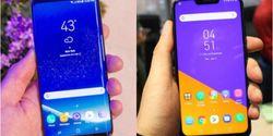 Perbandingan Samsung Galaxy S9 dan Asus Zenfone 5, Lebih Mantap Mana?