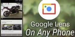Aplikasi Google Lens Kini Bisa Diakses oleh Semua Hape Android