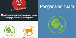 Deaf Communicator, Aplikasi Komunikasi Tanpa Isyarat Bagi Tuna Rungu