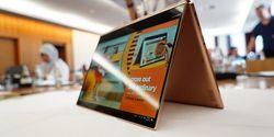 Laptop Flip Lenovo Yoga 920 Memang Keren, Ini Harga Terbarunya