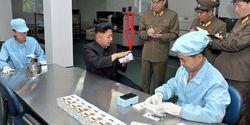 Intip Desain Smartphone ala Korea Utara, Mirip Hape Apa Kira-Kira?