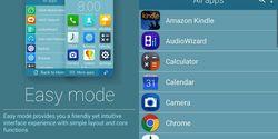 Easy Mode, Tampilan Mudah Baca Raksasa ala Asus Zenfone 3 Ultra
