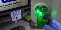 Ternyata Begini Cara Pelaku Menyadap ATM Bank BRI, Modus Lama