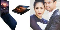 Spek dan Harga Asus ZenBook Flip S, Laptop Pilihan Raffi dan Nagita