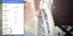 Google Maps Tawarkan Rute Untuk Pengguna Kursi Roda, Jempolan!