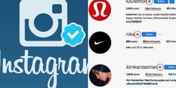 Syarat Untuk Mendapatkan Centang Biru Instagram, Gak Cuma Artis