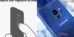 Cara Registrasi Fingerprint Samsung Galaxy S9 dan S9 Plus untuk Pemula