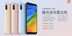 Xiaomi Redmi Note 5 Habis Dalam Beberapa Detik Saat Flash Sale