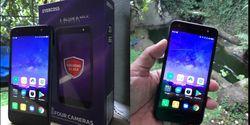 REVIEW Evercoss U50A Max - Hape Murah 4 Kamera Yang Tahan Banting