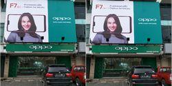 Sudah Muncul Di Billboard, Oppo F7 Bakal Segera Masuk Indonesia