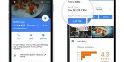 Google Maps Untuk iOS  Kini Disediakan Fitur Daftar Tunggu Restoran