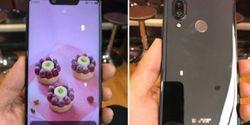 Sharp Aquos S3, Hape Baru Mirip iPhone X Segera Unjuk Gigi di Vietnam