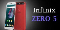 Spesifikasi Infinix Zero 5, Hape Mid Range yang Diklaim Bodong