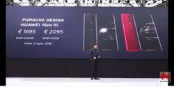Huawei Mate RS - Lebih Lengkap dari P20, Kehebatannya Sebesar Harganya