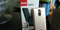 Mito A-16, Smartphone Dual Kamera dan Fingerprint Seharga Rp 899 Ribu