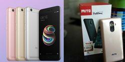 Perbandingan MITO A-16 dan Xiaomi Redmi 5A, Android Rp 1 juta Kurang