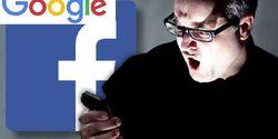 Ngeri, Ini 10 Jenis Data Pribadimu yang Disimpan Facebook dan Google