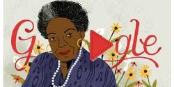 Mengenal Dr. Maya Angelou, Tokoh Pilihan Google Doodle Hari Ini