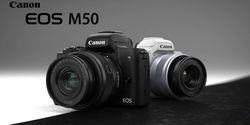 Canon EOS M50 Sudah Bisa Dipesan, Bisa Dapat Diskon Langsung