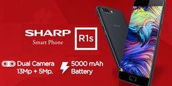 Flash Sale Sharp R1s Berbaterai 5000mAh Rp 1,9 Juta, Digelar 3 Hari