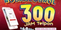 Telkomsel Jual Paket #ObralObrol, 300 Jam Telpon Cuma Rp 40Ribu
