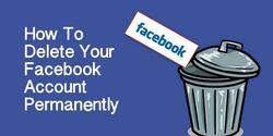 Cara Hapus Akun Facebook Secara Permanen, Mudah dan Tak Bikin Repot