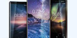 Nokia 6 (2018), 7 Plus dan 8 Sirocco Rilis di India, Indonesia Kapan?