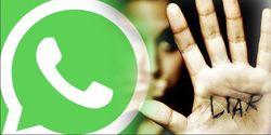 Tak Hanya WhatsApp Plus, Update WhatsApp Messenger Juga Penipu