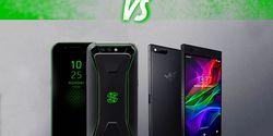 Perbandingan Spesifikasi Black Shark dan Razer Phone, Bagus Mana Ya?