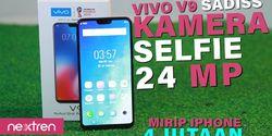 VIDEO - Review dan Spesifikasi Vivo V9, Desainnya Disukai Wanita!