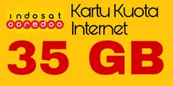 Penasaran Paket Internet Indosat 35GB? Cek Dulu Pembagian Kuotanya