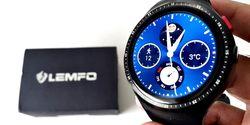 Spesifikasi dan Harga Terbaru Lemfo Les1, Smartwatch Rasa Hape Android