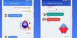 Chat, Aplikasi Pesaing Berat SMS dan iMessage Dipamerkan Google