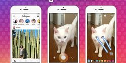 Update Instagram, Unggah 10 Foto Video Insta Story Sekali Klik