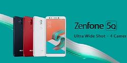 Spesifikasi Asus Zenfone 5Q, Android 4 Kamera Cuma Rp 3 Jutaan