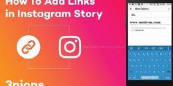 Cara Tambah Link Website ke Insta Story, Cocok Buat Pebisnis Online