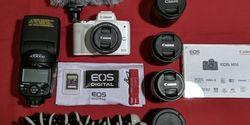 Canon EOS M50, Kamera Mirrorless Untuk Vlogger dengan Video 4K