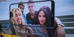 Bocoran Desain Nokia X, Hape dengan Aspek Rasio 19:9 yang Segera Rilis