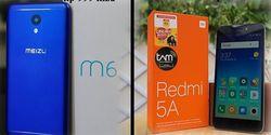 Meizu M6 Dijual Flash Sale Rp 999 Ribu, Bikin Redmi 5A Kalah Pamor