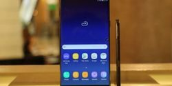 Samsung Galaxy Note Fan Edition Siap Cicipi OS Android Oreo 8.0