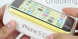 Spesifikasi dan Harga Terbaru Apple iPhone 5C, Udah Turun Drastis