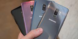 Preorder Samsung Galaxy S9 dan S9+ Memori Internal 128GB dan 258GB