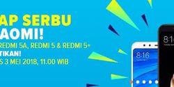 Besok Ada Flash Sale Xiaomi Redmi 5, 5A dan 5 Plus di Lazada, Catat!
