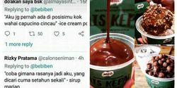 Cuitan Netizen tentang Es Kepal Milo yang Lagi Ngetren, Bikin Ngakak