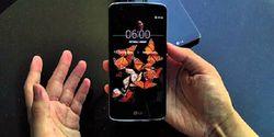 LG K350 LTE, Rekomendasi Hape Murah Selain Xiaomi Redmi 5A dan Meizu M6