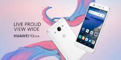 Huawei Y3 (2018) Dengan Android Go Terbaru Diam-Diam Hadir di Afrika