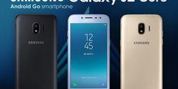 Rumor Spesifikasi Galaxy J2 Core, Hape Pertama Samsung dengan Android Go