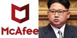 McAfee, Aplikasi yang Berhasil Melacak Pemberontak dari Korea Utara