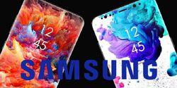 Samsung Galaxy S10 Berdesain Bezelless dan Dukung Jaringan 5G?