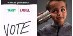 """Heboh """"Yanny"""" atau """"Laurel"""" di Media Sosial, Simak Faktanya Berikut"""